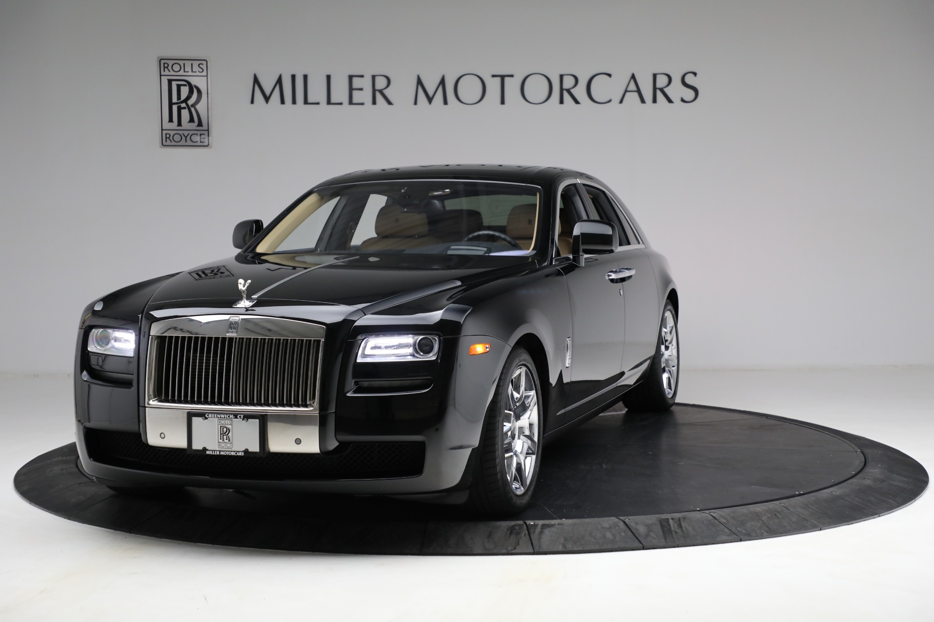 Used 2011 Rolls-Royce Ghost for sale Call for price at Alfa Romeo of Greenwich in Greenwich CT 06830 1