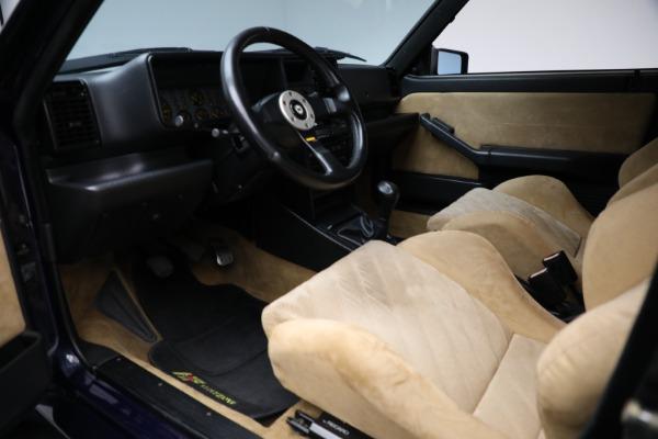 Used 1994 Lancia Delta Integrale Evo II for sale $95,900 at Alfa Romeo of Greenwich in Greenwich CT 06830 13