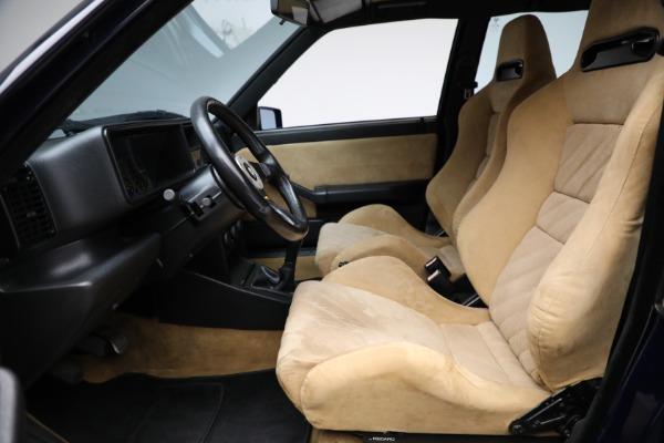 Used 1994 Lancia Delta Integrale Evo II for sale $95,900 at Alfa Romeo of Greenwich in Greenwich CT 06830 14