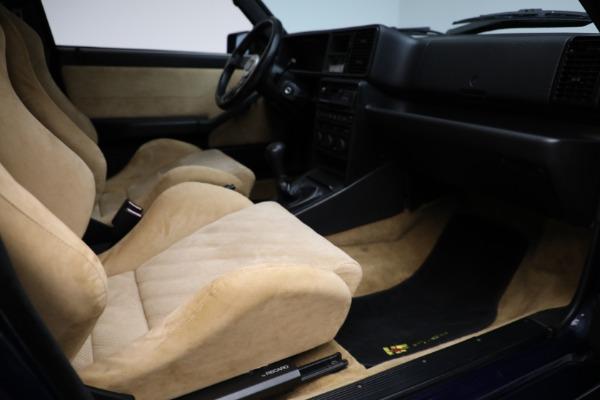 Used 1994 Lancia Delta Integrale Evo II for sale $95,900 at Alfa Romeo of Greenwich in Greenwich CT 06830 18