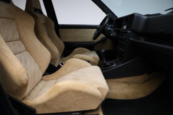 Used 1994 Lancia Delta Integrale Evo II for sale $95,900 at Alfa Romeo of Greenwich in Greenwich CT 06830 19