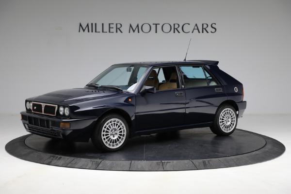Used 1994 Lancia Delta Integrale Evo II for sale $95,900 at Alfa Romeo of Greenwich in Greenwich CT 06830 2