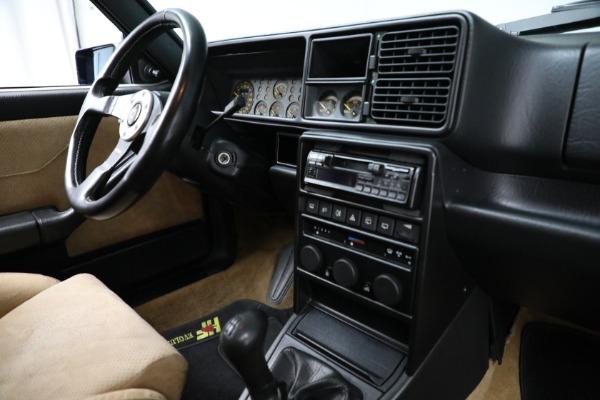 Used 1994 Lancia Delta Integrale Evo II for sale $95,900 at Alfa Romeo of Greenwich in Greenwich CT 06830 23