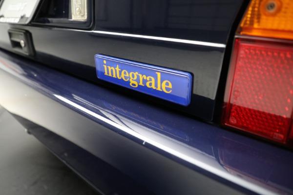 Used 1994 Lancia Delta Integrale Evo II for sale $95,900 at Alfa Romeo of Greenwich in Greenwich CT 06830 25