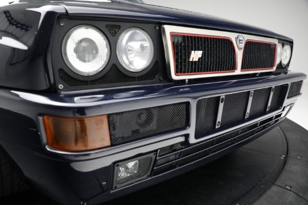 Used 1994 Lancia Delta Integrale Evo II for sale $95,900 at Alfa Romeo of Greenwich in Greenwich CT 06830 27