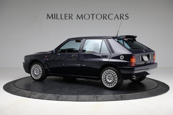 Used 1994 Lancia Delta Integrale Evo II for sale $95,900 at Alfa Romeo of Greenwich in Greenwich CT 06830 4