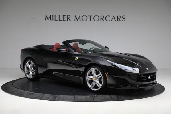 Used 2019 Ferrari Portofino for sale $249,900 at Alfa Romeo of Greenwich in Greenwich CT 06830 10
