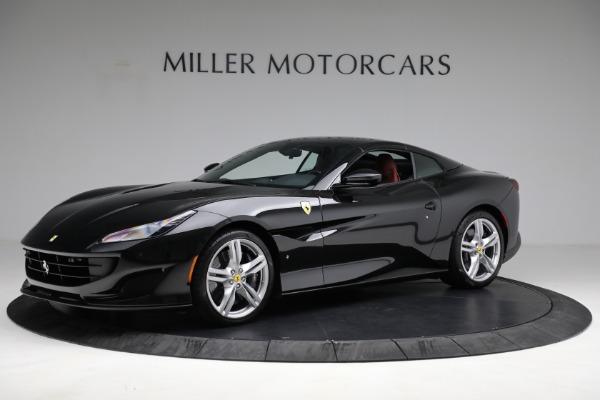 Used 2019 Ferrari Portofino for sale $249,900 at Alfa Romeo of Greenwich in Greenwich CT 06830 14