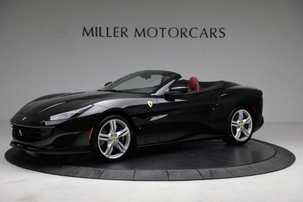 Used 2019 Ferrari Portofino for sale $249,900 at Alfa Romeo of Greenwich in Greenwich CT 06830 2