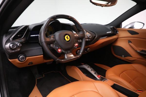 Used 2018 Ferrari 488 GTB for sale Sold at Alfa Romeo of Greenwich in Greenwich CT 06830 13
