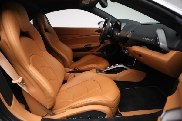 Used 2018 Ferrari 488 GTB for sale Sold at Alfa Romeo of Greenwich in Greenwich CT 06830 18