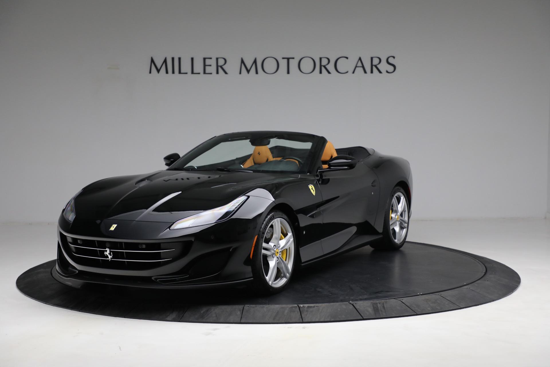 Used 2019 Ferrari Portofino for sale $231,900 at Alfa Romeo of Greenwich in Greenwich CT 06830 1