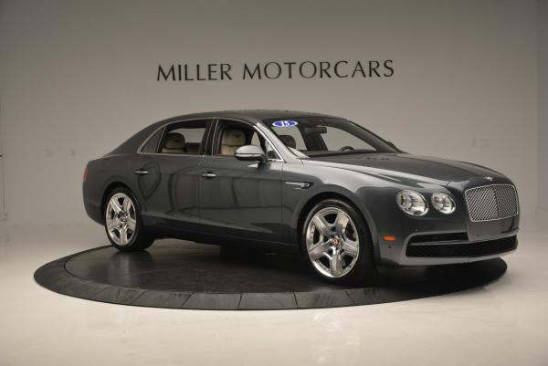 Used 2015 Bentley Flying Spur V8 for sale Sold at Alfa Romeo of Greenwich in Greenwich CT 06830 11