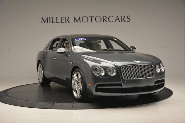 Used 2015 Bentley Flying Spur V8 for sale Sold at Alfa Romeo of Greenwich in Greenwich CT 06830 12