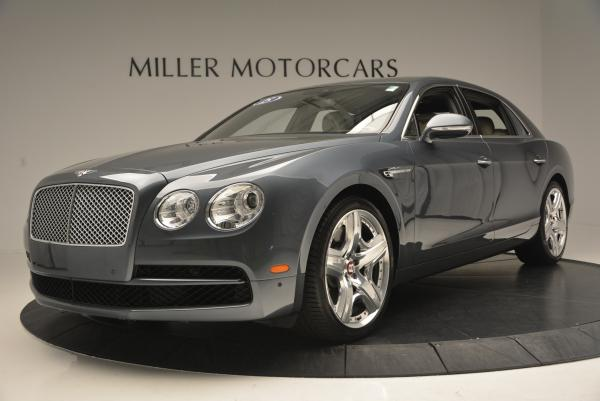 Used 2015 Bentley Flying Spur V8 for sale Sold at Alfa Romeo of Greenwich in Greenwich CT 06830 19