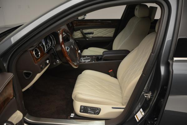 Used 2015 Bentley Flying Spur V8 for sale Sold at Alfa Romeo of Greenwich in Greenwich CT 06830 23