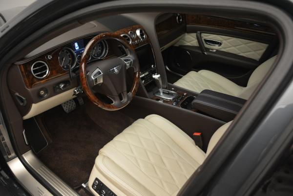 Used 2015 Bentley Flying Spur V8 for sale Sold at Alfa Romeo of Greenwich in Greenwich CT 06830 24