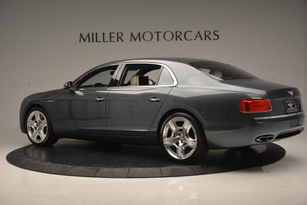 Used 2015 Bentley Flying Spur V8 for sale Sold at Alfa Romeo of Greenwich in Greenwich CT 06830 5