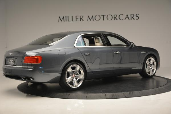 Used 2015 Bentley Flying Spur V8 for sale Sold at Alfa Romeo of Greenwich in Greenwich CT 06830 9