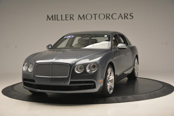 Used 2015 Bentley Flying Spur V8 for sale Sold at Alfa Romeo of Greenwich in Greenwich CT 06830 1