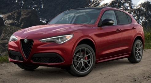 New 2021 Alfa Romeo Stelvio Ti Q4 for sale $52,045 at Alfa Romeo of Greenwich in Greenwich CT 06830 1