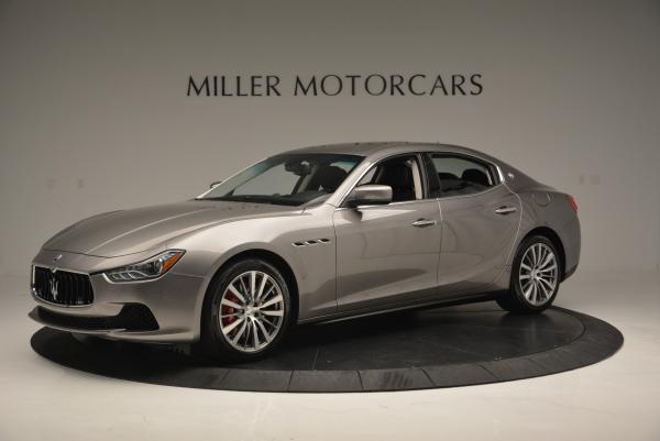 New 2016 Maserati Ghibli S Q4 for sale Sold at Alfa Romeo of Greenwich in Greenwich CT 06830 2