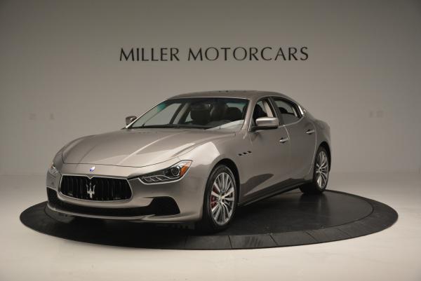 New 2016 Maserati Ghibli S Q4 for sale Sold at Alfa Romeo of Greenwich in Greenwich CT 06830 1