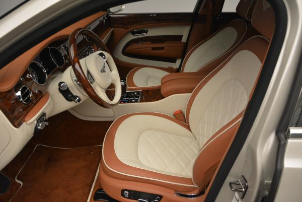 Used 2016 Bentley Mulsanne Speed for sale Sold at Alfa Romeo of Greenwich in Greenwich CT 06830 22