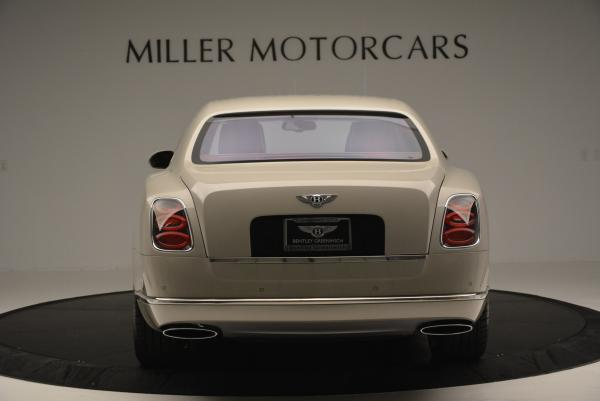 Used 2016 Bentley Mulsanne Speed for sale Sold at Alfa Romeo of Greenwich in Greenwich CT 06830 5