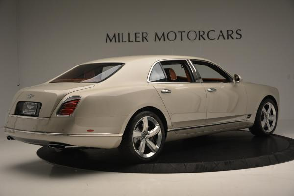 Used 2016 Bentley Mulsanne Speed for sale Sold at Alfa Romeo of Greenwich in Greenwich CT 06830 7