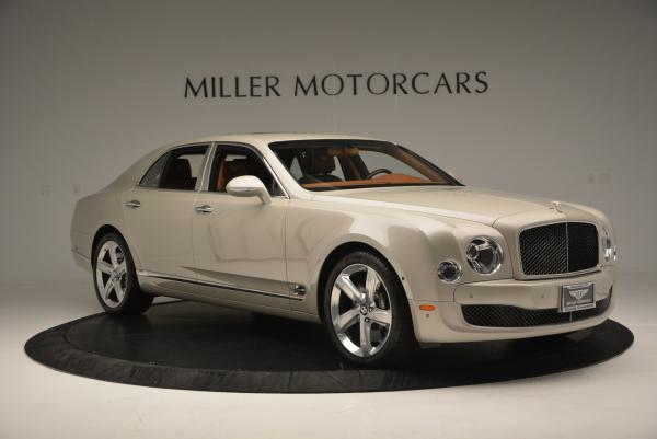 Used 2016 Bentley Mulsanne Speed for sale Sold at Alfa Romeo of Greenwich in Greenwich CT 06830 9