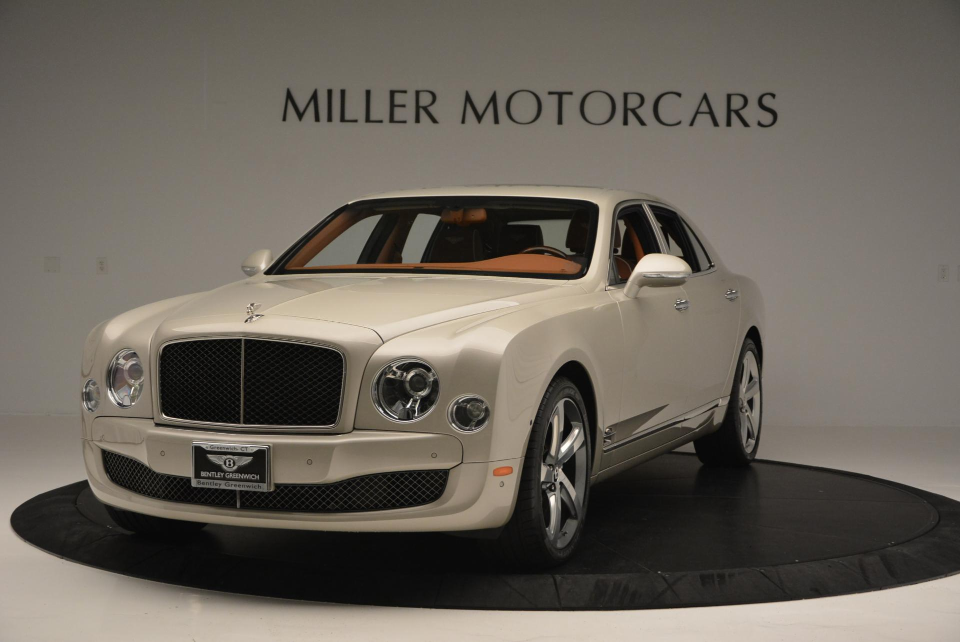 Used 2016 Bentley Mulsanne Speed for sale Sold at Alfa Romeo of Greenwich in Greenwich CT 06830 1
