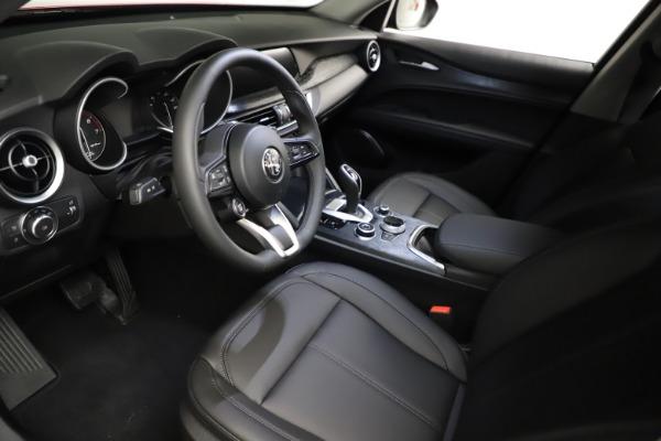 New 2021 Alfa Romeo Stelvio Q4 for sale $50,535 at Alfa Romeo of Greenwich in Greenwich CT 06830 16