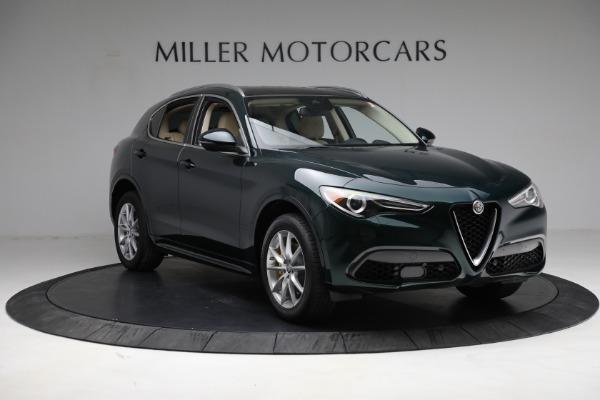 New 2021 Alfa Romeo Stelvio Ti Q4 for sale $55,205 at Alfa Romeo of Greenwich in Greenwich CT 06830 11