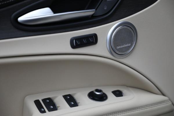 New 2021 Alfa Romeo Stelvio Ti Q4 for sale $55,205 at Alfa Romeo of Greenwich in Greenwich CT 06830 18