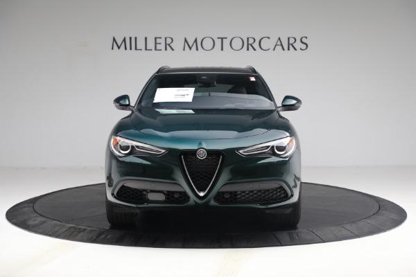 New 2021 Alfa Romeo Stelvio Ti Sport Q4 for sale Sold at Alfa Romeo of Greenwich in Greenwich CT 06830 12