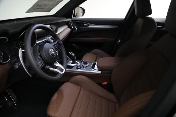New 2021 Alfa Romeo Stelvio Ti Sport Q4 for sale Sold at Alfa Romeo of Greenwich in Greenwich CT 06830 13