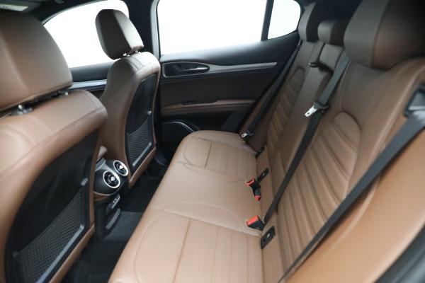 New 2021 Alfa Romeo Stelvio Ti Sport Q4 for sale Sold at Alfa Romeo of Greenwich in Greenwich CT 06830 17