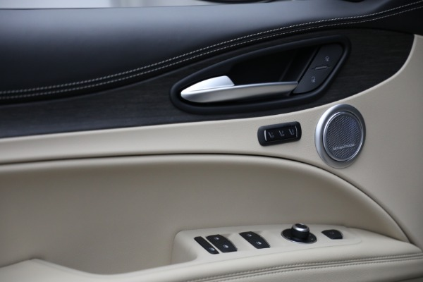 New 2021 Alfa Romeo Stelvio Ti Q4 for sale $57,400 at Alfa Romeo of Greenwich in Greenwich CT 06830 14