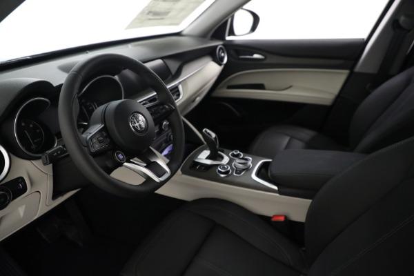 New 2021 Alfa Romeo Stelvio Ti Q4 for sale $54,400 at Alfa Romeo of Greenwich in Greenwich CT 06830 13