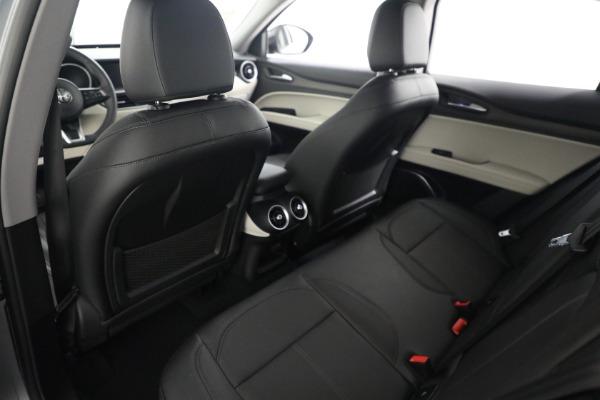 New 2021 Alfa Romeo Stelvio Ti Q4 for sale $54,400 at Alfa Romeo of Greenwich in Greenwich CT 06830 17