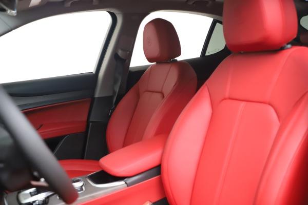 New 2021 Alfa Romeo Stelvio Ti Q4 for sale $54,400 at Alfa Romeo of Greenwich in Greenwich CT 06830 20