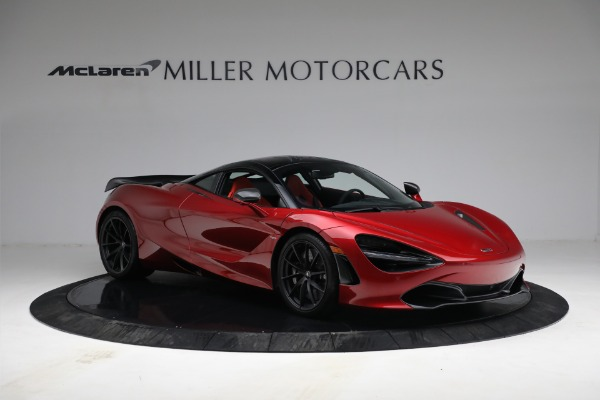 Used 2020 McLaren 720S Performance for sale $329,900 at Alfa Romeo of Greenwich in Greenwich CT 06830 10