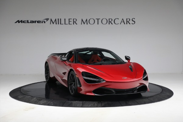 Used 2020 McLaren 720S Performance for sale $329,900 at Alfa Romeo of Greenwich in Greenwich CT 06830 11