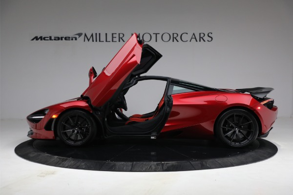 Used 2020 McLaren 720S Performance for sale $329,900 at Alfa Romeo of Greenwich in Greenwich CT 06830 15