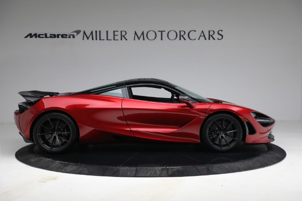 Used 2020 McLaren 720S Performance for sale $329,900 at Alfa Romeo of Greenwich in Greenwich CT 06830 9