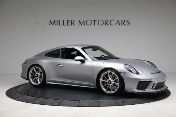 Used 2018 Porsche 911 GT3 Touring for sale Sold at Alfa Romeo of Greenwich in Greenwich CT 06830 10