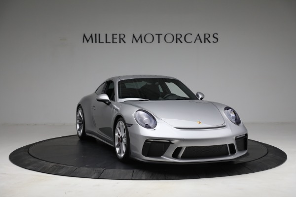 Used 2018 Porsche 911 GT3 Touring for sale Sold at Alfa Romeo of Greenwich in Greenwich CT 06830 11