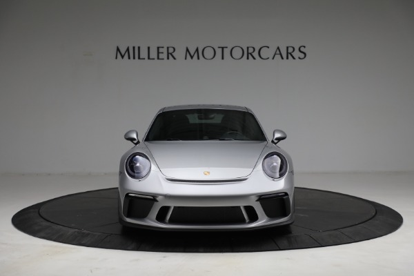 Used 2018 Porsche 911 GT3 Touring for sale Sold at Alfa Romeo of Greenwich in Greenwich CT 06830 12