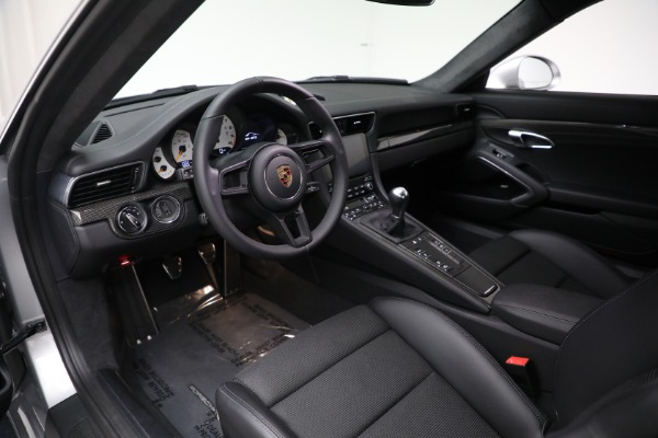 Used 2018 Porsche 911 GT3 Touring for sale Sold at Alfa Romeo of Greenwich in Greenwich CT 06830 13